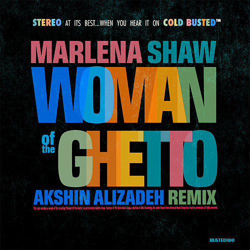 Woman of the Ghetto by Marlena Shaw