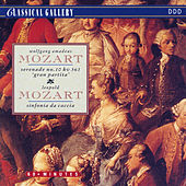 W.A. Mozart: Serenade No. 10 - L. Mozart: Sinfonia da Caccia by Various Artists