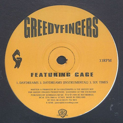 Play & Download Daydreams by Greedy Fingers | Napster