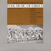 Folk Music Of Greece by Various Artists