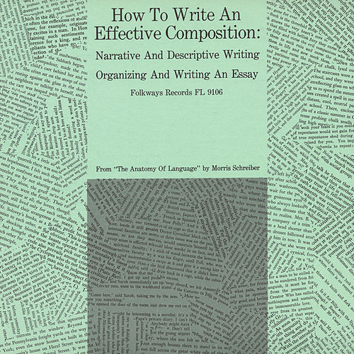 How to write an composition