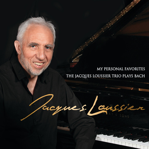 Play & Download My Personal Favorites: The Jacques Loussier Trio Plays Bach by Jacques Loussier Trio | Napster