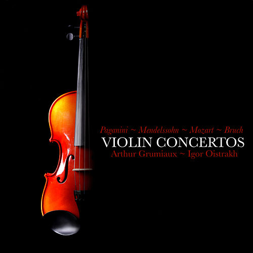 Play & Download Violin Concertos by Various Artists | Napster