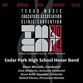 Play & Download 2014 Texas Music Educators Association (TMEA): Cedar Park High School Honor Band [Live] by Various Artists | Napster
