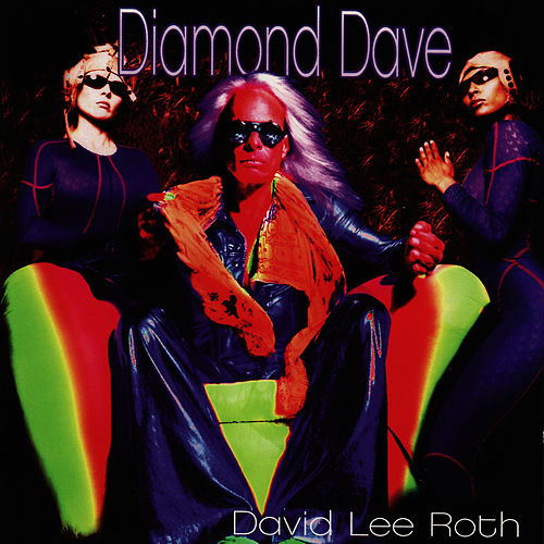 Diamond Dave by David Lee Roth