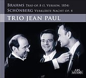 Play & Download Jean Paul Trio: Brahms / Schoenberg by Jean Paul Trio | Napster