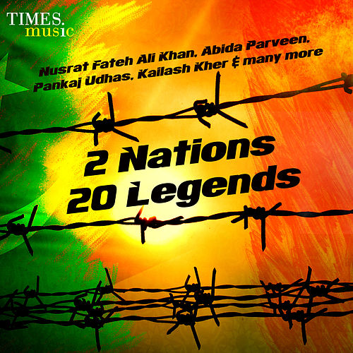 Play & Download 2 Nations 20 Legends by Various Artists | Napster