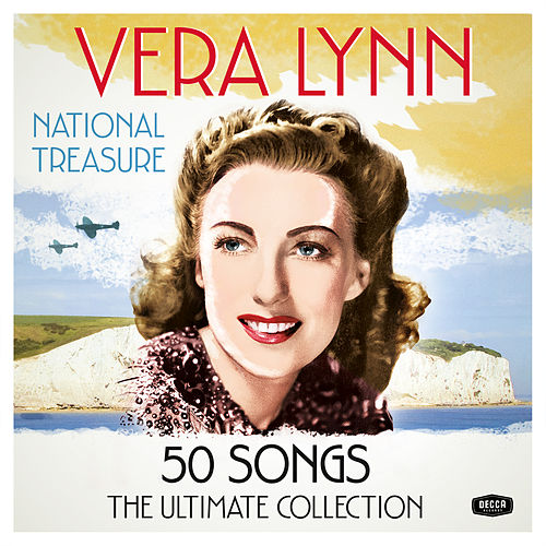 Play & Download National Treasure - The Ultimate Collection by Vera Lynn | Napster