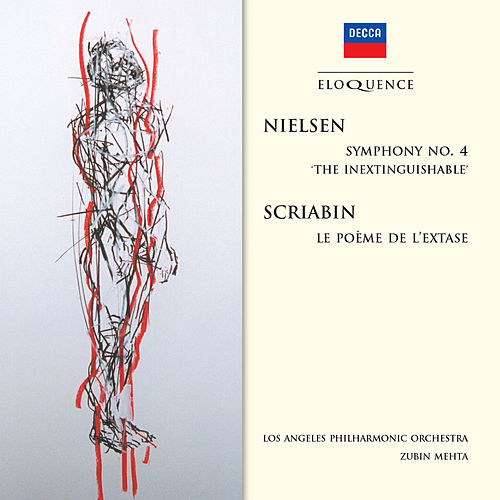 Nielsen: Symphony No.4 - 'The Inextinguishable'; Scriabin: Le  Poème de L'Extase by Los Angeles Philharmonic