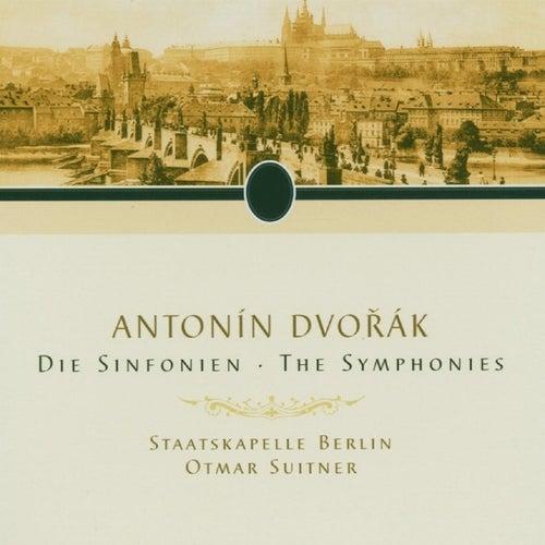 Dvořák: The Symphonies - Die Sinfonien by Berlin Staatskapelle