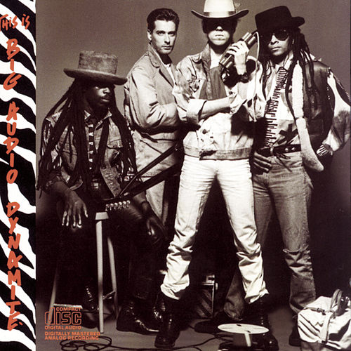 This Is Big Audio Dynamite by Big Audio Dynamite