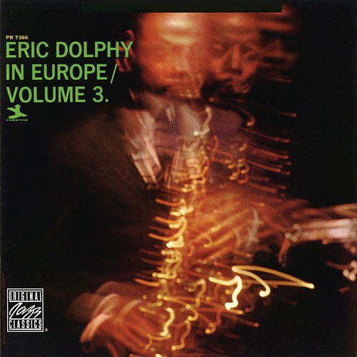 In Europe, Vol. 3 by Eric Dolphy