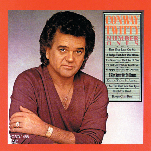 Number Ones (MCA) by Conway Twitty