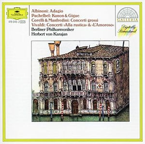 Play & Download Albinoni: Adagio / Corelli: Christmas Concerto / Vivaldi: L'amoroso by Various Artists | Napster