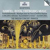 Play & Download Handel: Music for the Royal Fireworks by Various Artists | Napster