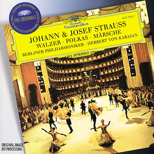 Play & Download Strauss, J.II & Josef: Walzer; Polkas; Märsche by Berliner Philharmoniker | Napster