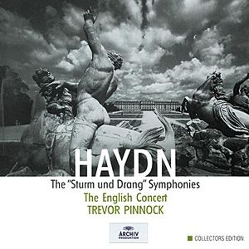 Haydn: The 'Sturm & Drang' Symphonies by Various Artists