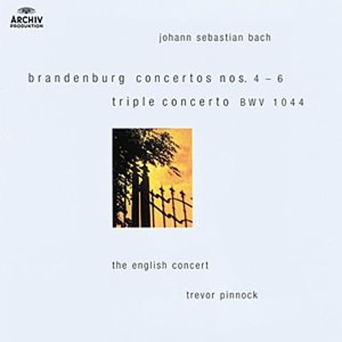 Play & Download Bach: Brandenburg Concertos Nos.4-6; Triple Concerto BWV 1044 by Various Artists | Napster