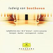 Beethoven: Symphonies & Violin Concerto by Various Artists