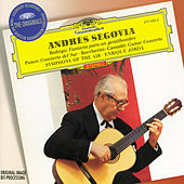 Play & Download Andrés Segovia: Rodrigo / Ponce / Boccherini by Andres Segovia | Napster