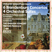 Play & Download Bach: Brandenburg Concertos; Orchestral Suites by The English Concert | Napster