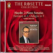 Play & Download Haydn: 3 Piano Sonatas by Alfred Brendel | Napster