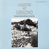 Laments Of Lebanon - Funeral Laments Of Lebanon by Various Artists