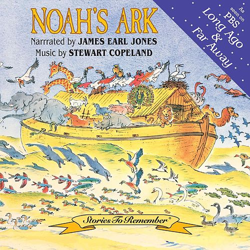 Play & Download Noah's Ark by James Earl Jones | Napster