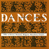 The Dances of the World's Peoples, Vol. 1: Dances of the Balkans and Near East by Unspecified