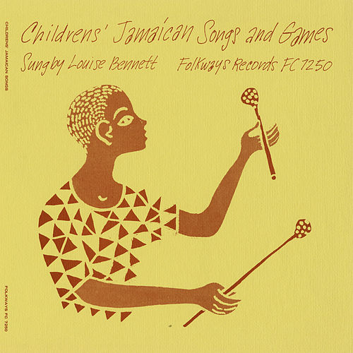 Play & Download Children's Jamaican Songs and Games by Louise Bennett | Napster