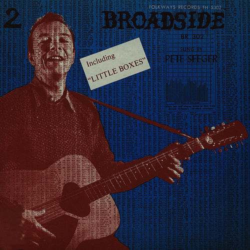 Play & Download Broadside Ballads, Vol. 2 by Pete Seeger | Napster