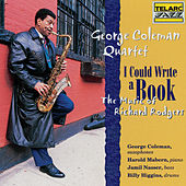 I Could Write a Book: The Music of Richard Rodgers by George Coleman