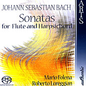 Play & Download Sonatas For Flute & Harpsichord by Mario Folena | Napster