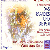 Das Paradies und die Peri, op. 50 by Various Artists