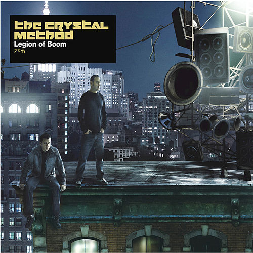 Play & Download Legion Of Boom by The Crystal Method | Napster