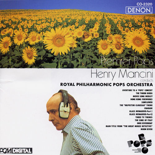 Play & Download Premier Pops by Henry Mancini | Napster