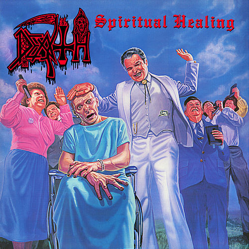 Play & Download Spiritual Healing (Deluxe Version) by Death | Napster