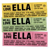 We All Love Ella: Celebrating The First Lady Of Song by Dianne Reeves