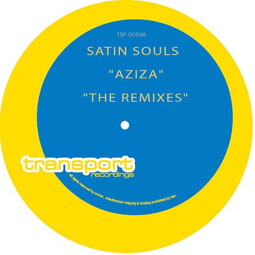 Play & Download Aziza The Remixes by Satin Souls | Napster