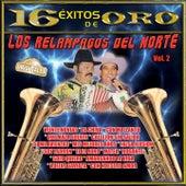 Los Relámpagos del Norte: 16 Éxitos de Oro, Vol. 2 by Los Relampagos Del Norte