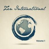 Zen International, Vol. 1 (25 musiques de relaxation et de détente exotiques) by Various Artists