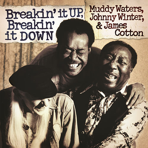 Breakin' It Up, Breakin' It Down von James Cotton
