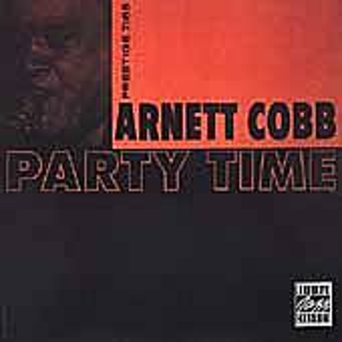 Party Time by Arnett Cobb