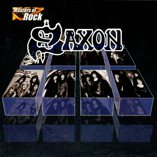 Masters Of Rock: Saxon by Saxon