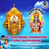 Play & Download Sri Venkateshwara Suprabhatham Vishnu Sahasranamam by Priya Sisters | Napster