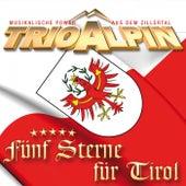 TRIO ALPIN - Fünf Sterne für Tirol von Trio Alpin