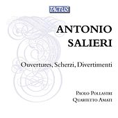 Play & Download Salieri: Ouvertures, Scherzi & Divertimenti by Various Artists | Napster