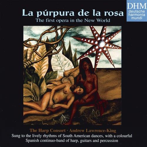 La Purpura Della Rosa by The Harp Consort