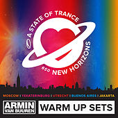 A State Of Trance 650 - Warm Up Sets (Moscow, Yekaterinburg, Utrecht, Buenos Aires & Jakarta) by Various Artists