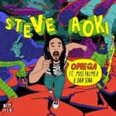 Omega [feat. Miss Palmer & Dan Sena] [Radio Edit] by Steve Aoki